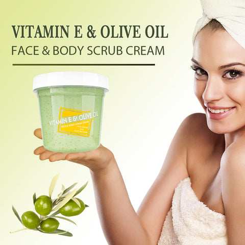 vitamin E body scrub