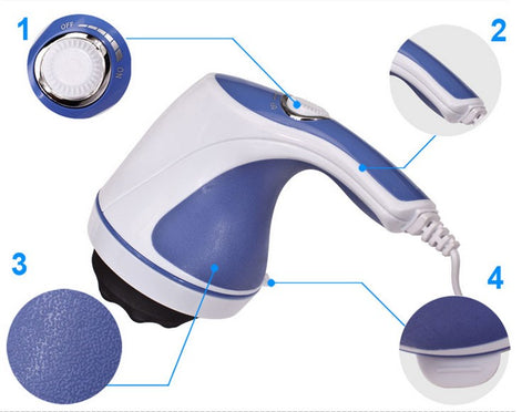 Relax Spin Tone Body Slimming & Electric Massagers Best