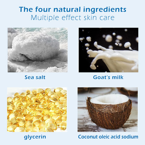 ingredients of anti acne rice soap