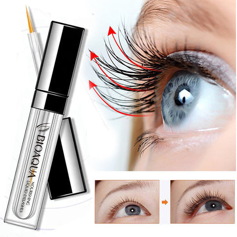 nourishing fluid for eyelashes