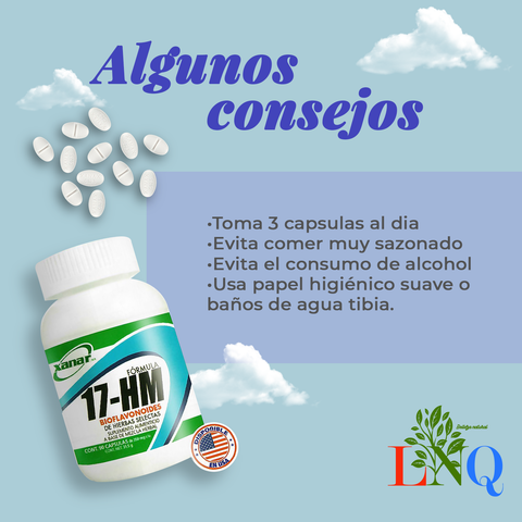 capsules to reduce inflammation of hemorrhoids