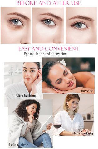 mask with collagen to eliminate fine lines