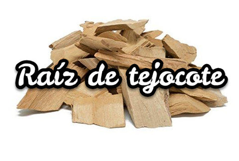 100% natural tejocote root