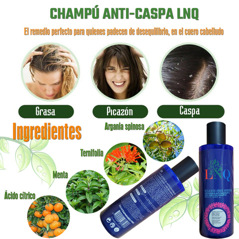 natural shampoo to treat dandruff and psoriasis