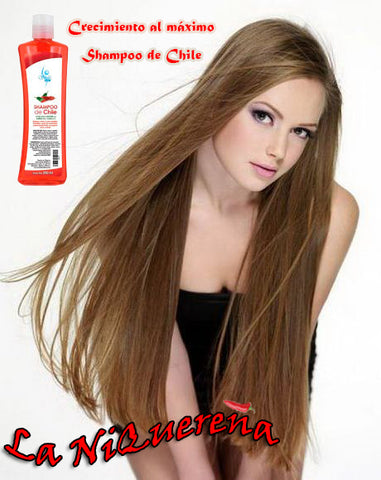 Shelo Nabel Chile Shampoo