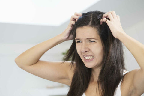 how to eliminate scalp itching
