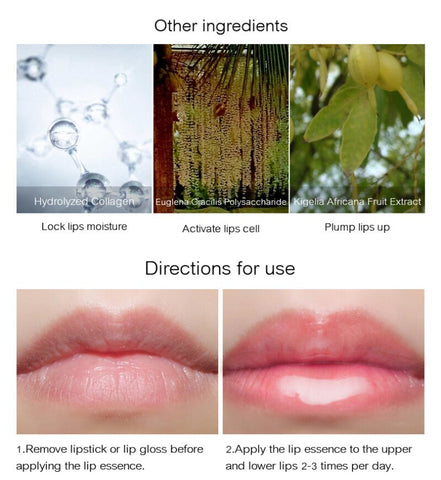 lip plumper ingredients
