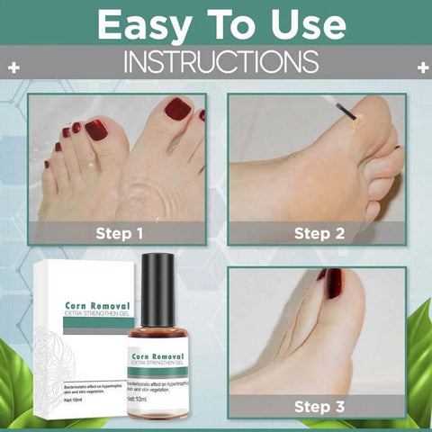 serum to remove calluses from hands