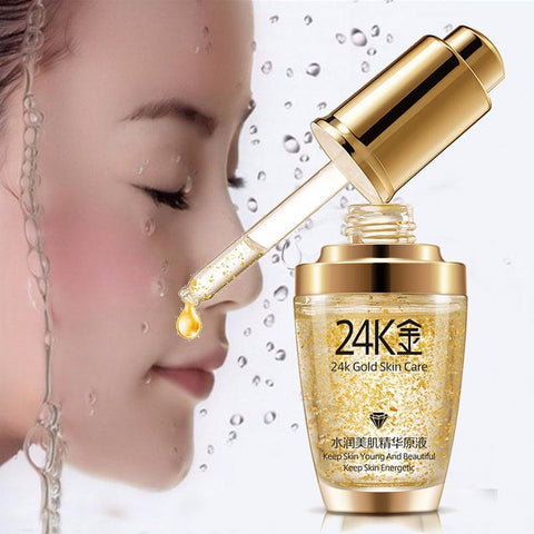 24K Bioaqua facial care serum