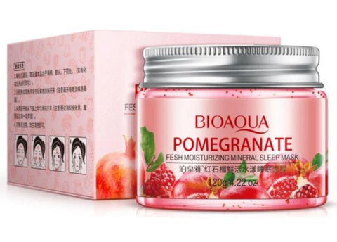 bioaqua pomegranate mask