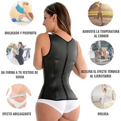 Colombian thermal vest
