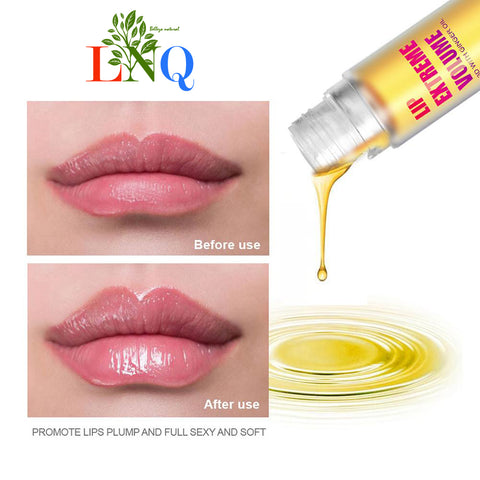hydrating and enlarging lip collagen