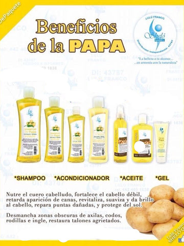 shelo nabel potato shampoo