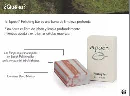 barra exfoliante epoch