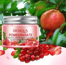 Ingredients of Pomegranate Bioacua Mask