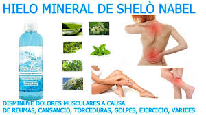 Shelo Nabel mineral ice