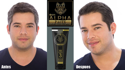 gel covers gray hair alpha 3 by ouro