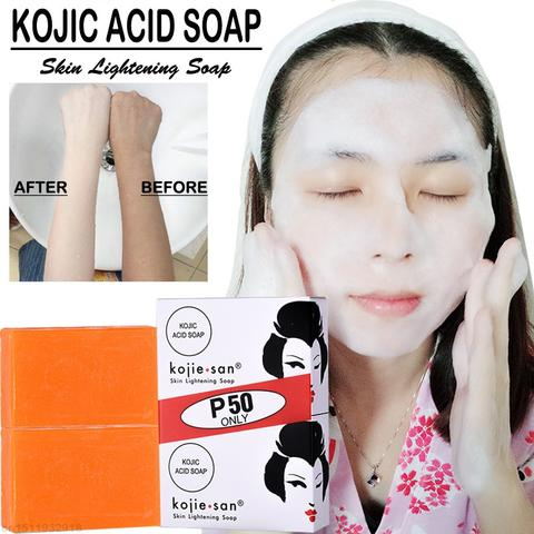 Korean skin lightening soap