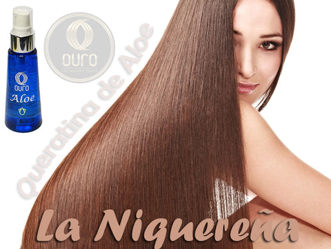 aloe ouro hair silk