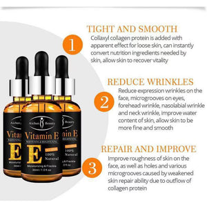 vitamin e for skin blemishes