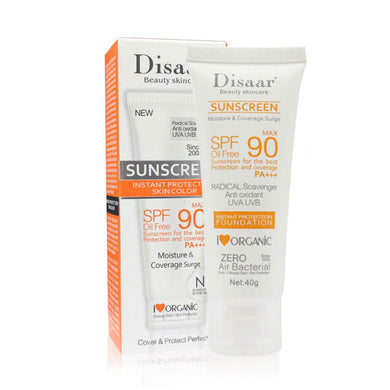 disaar sunscreen for face