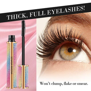 Mascara For Eyelashes Mascara Extension Effect Eyelashes 4D