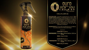 argan oil from ouro