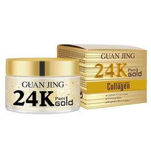 Load image in gallery viewer, 24 karat facial collagen