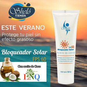 Sunscreen products by shelo nabel