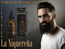 Upload image to gallery viewer, alpha ouro with bergamot for men's beard