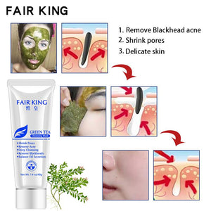 FAIR KING Exfoliante Nutritivo Peel Off Organic Green Tea