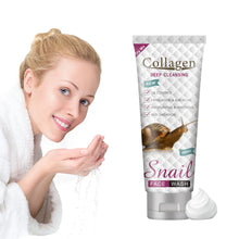 Upload image to gallery viewer, snail slime facial cleanser