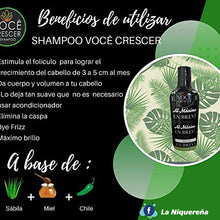 Upload Image to Gallery Viewer, Voce Crescer Hair Loss Shampoo