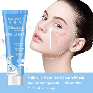 Moisturizing Cream for acne skin