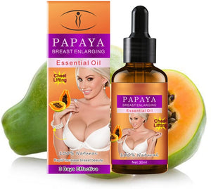 breast growth oil