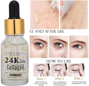 24 karat moisturizing facial serum