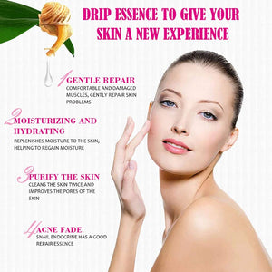 Anti-aging and anti-wrinkle firming Collagen Facial Serum