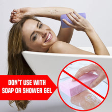 Upload image to gallery viewer, scrub sponge for bathing