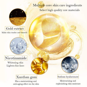 pure gold collagen patches