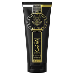 Gel covers gray hair alpha 3 black ouro
