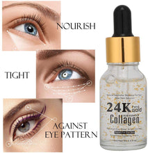 Load image into gallery viewer, eye essence collagen 24 k