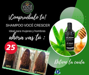Shampoo to accelerate hair growth