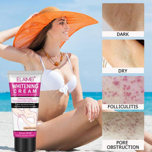 Whitening Body Cream with Collagen