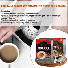 Upload Image to Gallery Viewer, Organic Slimming Coffee