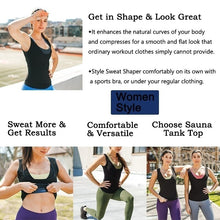 Upload picture to gallery viewer, fat burning vest