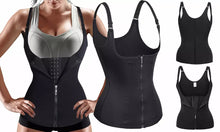 Upload image to gallery viewer, waist shaper corset style girdle