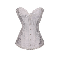 Load image in the gallery viewer, Corset Shaper Girdle lifts bust