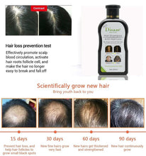 Upload image to the gallery viewer, disaar shampoo anti baldness