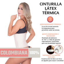 Load image in the gallery viewer, Colombian girdles reducing abdomen