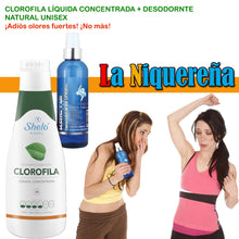 Upload image to gallery viewer, shelo nabel chlorophyll to remove strong underarm odors